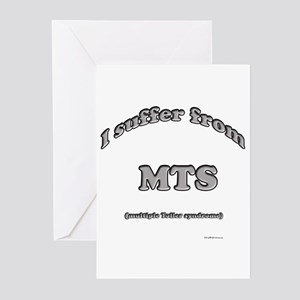 Toller Syndrome Greeting Cards (Pk of 10)