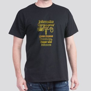 Informatics Competency Dark T-Shirt