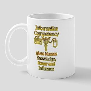 Informatics Competency Mug