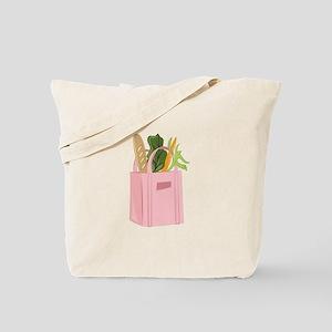 Bag Of Groceries Tote Bag