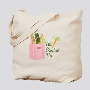 Stocked Up Tote Bag