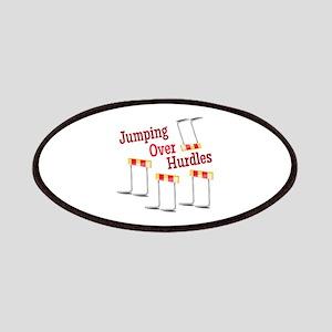 Jumping Hurdles Patch