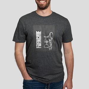 BHNW_frenchieGREY_flip_flops T-Shirt