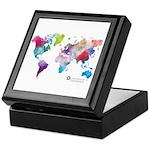 World Rainbow Keepsake Box