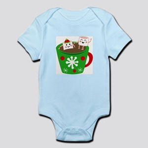 COCOA AND MARSHMELLOWS Body Suit