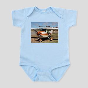 Future Pilot high wing aircraft Body Suit