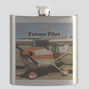 Future Pilot high wing aircraft Flask