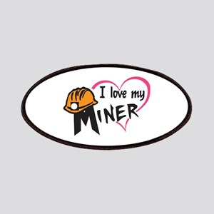 LOVE MY MINER Patch