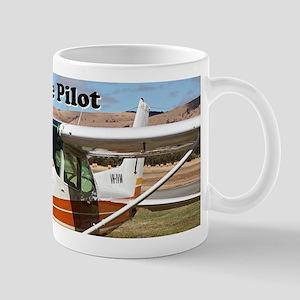Future Pilot high wing aircraft Mugs