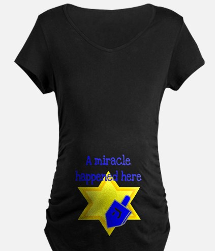 A Miracle Happened Here T-Shirt