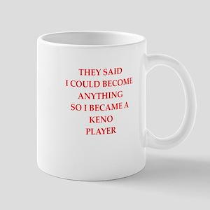keno Mugs