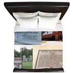 Albany Civil Rights King Duvet