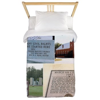 Albany Civil Rights Twin Duvet