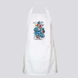 GOTG Rocket Drawing Apron