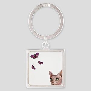 cat 578 Keychains