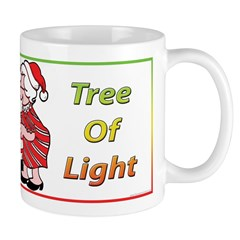 The Masonic Christmas Tree Mug