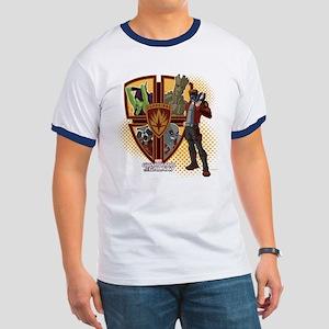 GOTG Team Emblem Ringer T