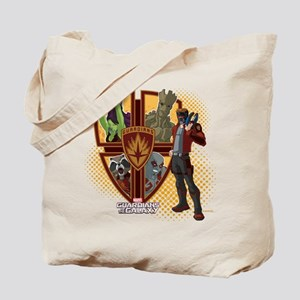 GOTG Team Emblem Tote Bag