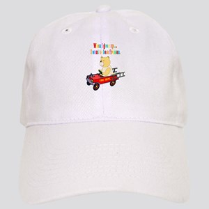 Firemen Make House Calls Cap