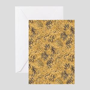 Exotic Wildlife Greeting Cards