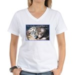 Live Without Women's V-Neck T-Shirt