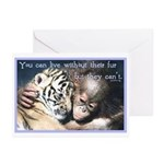 Live Without Greeting Cards (Pk of 10)