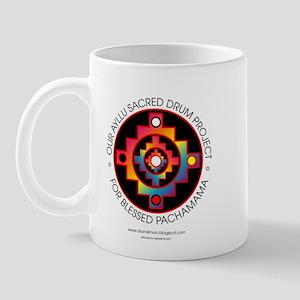 Ayllu Sacred Drum Project Mug