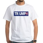 Trump Triumph White T-Shirt