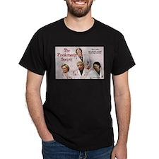 Frankenstein Society Dark T-Shirt