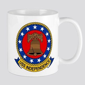 USS Independence CV-62 Mug