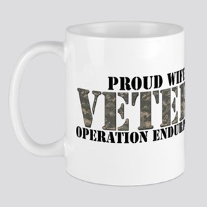 Proud Wife of a Veteran (Oper Mug