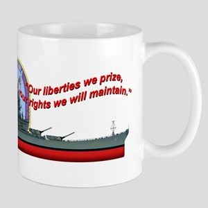 USS Iowa BB-61 Mugs