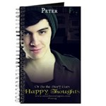 """Ostsg: """"Happy Thoughts Journal (peter)"""