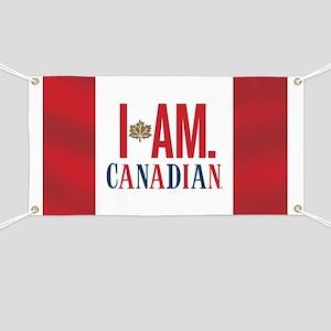 I Am. Banner