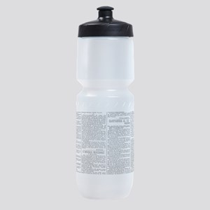 News Sports Bottle