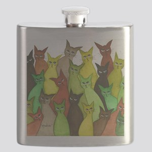 many vermont stray cats Flask