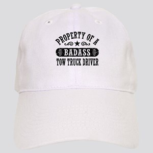 Property of a Badass Tow Truck Driver Cap