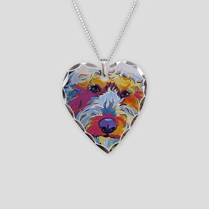 Sunshine The Doodle Necklace Heart Charm