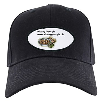 Albanygeorgia.biz Baseball Hat Black Cap