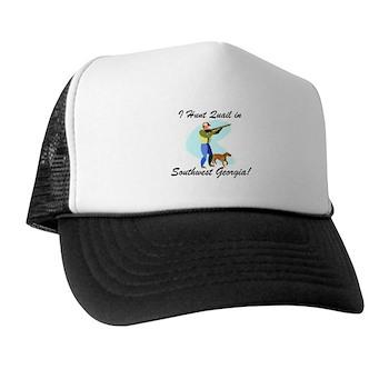 Quail Hunting Trucker Hat