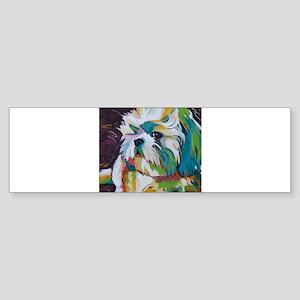 Shih Tzu - Grady Bumper Sticker