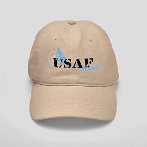 Sexy USAF Aunt - Blue Cap