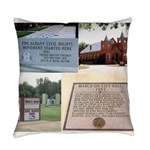 Albany Civil Rights Everyday Pillow