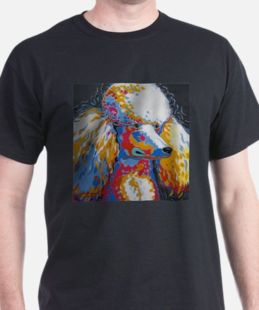 Daisy the Standard Poodle T-Shirt
