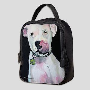 Tongue and Cheek Neoprene Lunch Bag