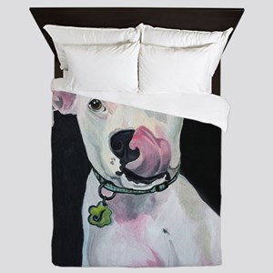 Tongue and Cheek Queen Duvet