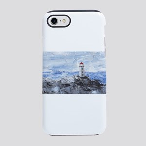 Peggy's Cove Lighthouse iPhone 8/7 Tough Case