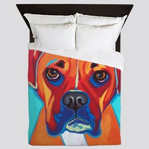 Bella The Boxer Queen Duvet