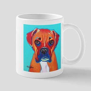 Bella The Boxer Mugs