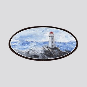 Peggy's Cove Lighthouse Patch